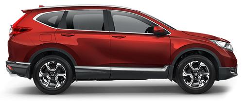 Новый Honda CR-V